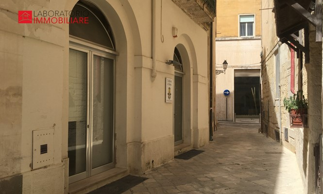 14MD, Calimera, Via Roma locale commerciale